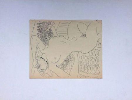 技術的なありません Matisse - Femme Nue Allongée