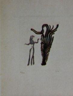 エッチングと アクチアント Fenosa - Femmes arbres