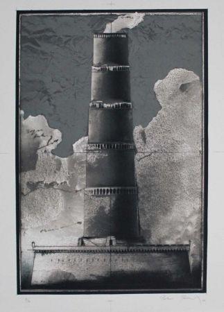 リトグラフ Paul - Festungsturm
