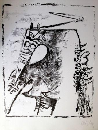 リトグラフ Lam - Figura