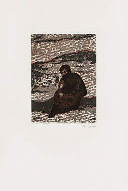 アクチアント Doig - Figure by a River
