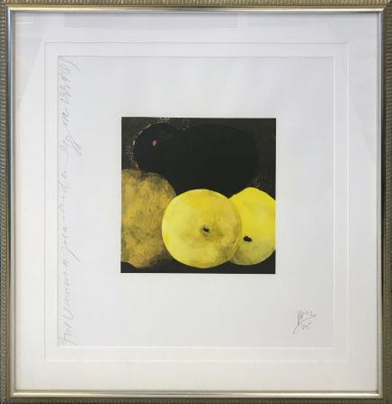 Relief Sultan - FIVE LEMONS, A PEAR, AND AN EGG
