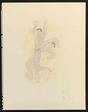 技術的なありません Cocteau - Flamenco Dancer
