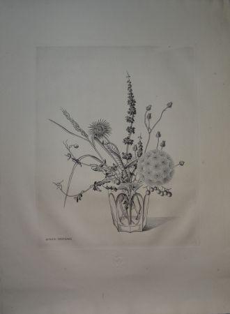 ポイントーセッシュ Hasegawa - Fleurs d'automne