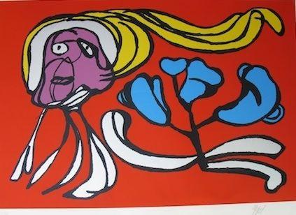 多数の Appel - Floating flower passion