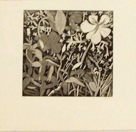 彫版 Montes (De) - Floral Study