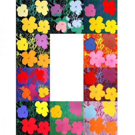 シルクスクリーン Warhol (After) - Flowers - Portfolio