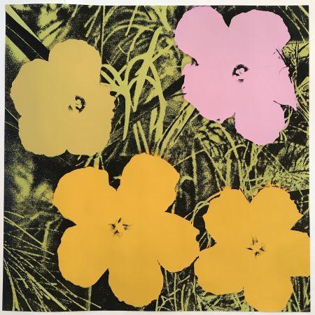 多数の Warhol - Flowers #67