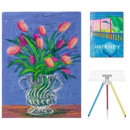 技術的なありません Hockney - Flowers, B with SUMO book