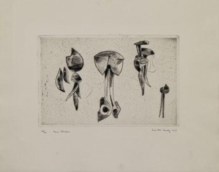 彫版 Hadzi - Form Studies