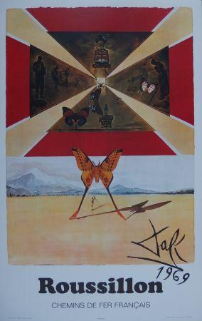 彫版 Dali - France : Roussillon (Sncf)