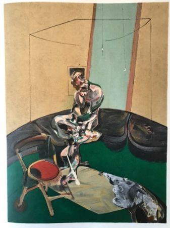 リトグラフ Bacon - Francis Bacon - George Dyer - De Luxe Limited Edition Lithograph
