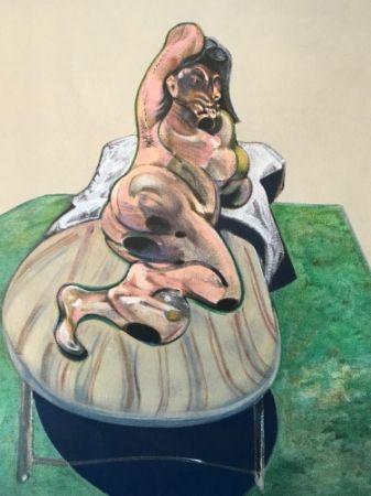 リトグラフ Bacon - Francis Bacon - Henrietta Moraes - De Luxe Limited Edition Lithograph