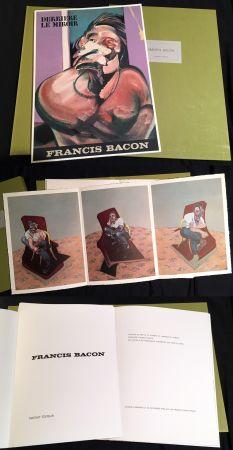 挿絵入り本 Bacon - FRANCIS BACON : DERRIÈRE LE MIROIR N° 162 (1966). TIRAGE DE LUXE SUR RIVES.