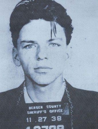 シルクスクリーン Young - Frank Sinatra