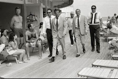 写真 O'neil - Frank Sinatra On the Board walk