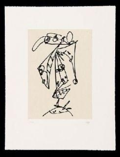 エッチングと アクチアント Saura - Frauen Portrait Mit Hut 1