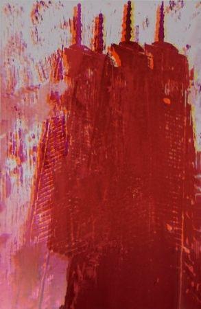 リトグラフ Perez  - Freedom Tower 3