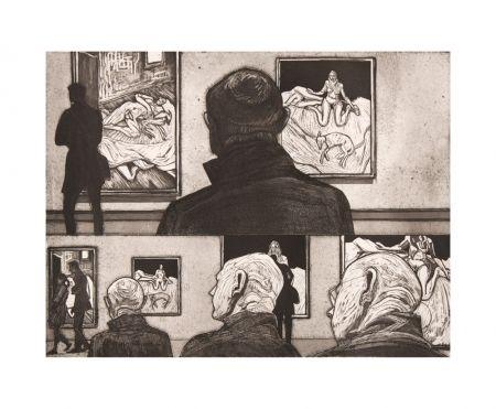 エッチングと アクチアント Collin - Freud I