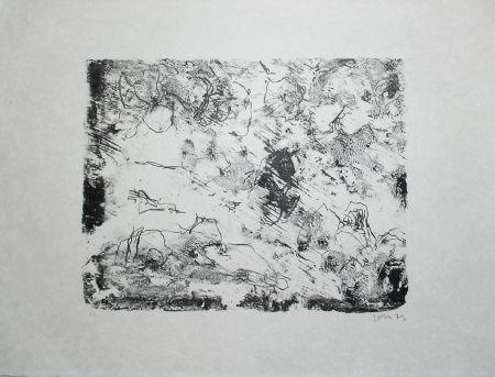 リトグラフ Jorn - From