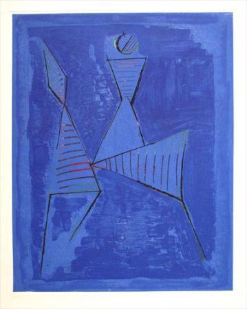 アクチアント Marini - From Goethe series (1979)