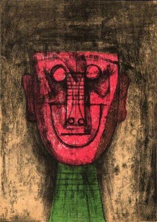リトグラフ Tamayo - From: Los Signos Existen