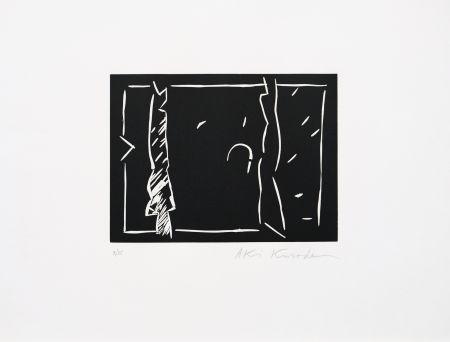 リノリウム彫版 Kuroda - Futur antérieur II