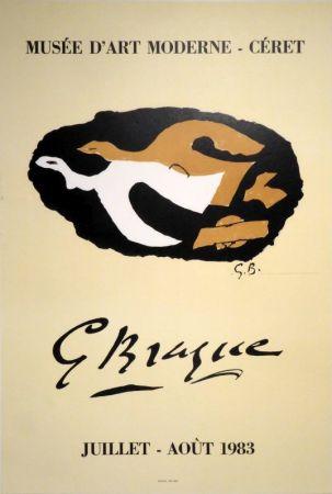 リトグラフ Braque -  G Braque
