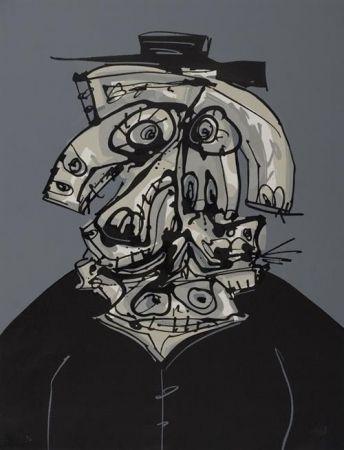 リトグラフ Saura - Galeria de America