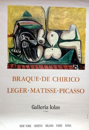 オフセット Picasso - GALERIA IOLAS 1967. LIMITADA 1000 EJ. CZW 251/296