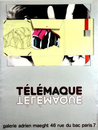 オフセット Telemaque - Galerie Adrien Maeght