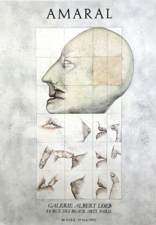 オフセット Amaral - Galerie Albert Loeb
