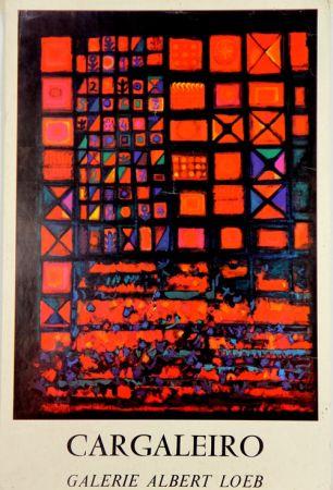 オフセット Cargaleiro - Galerie Albert Loeb