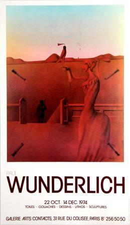 オフセット Wunderlich - Galerie Arts Contacts