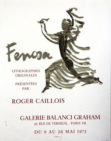 リトグラフ Fenosa - Galerie Balanci Graham
