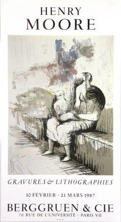 オフセット Moore - Galerie Berggruen
