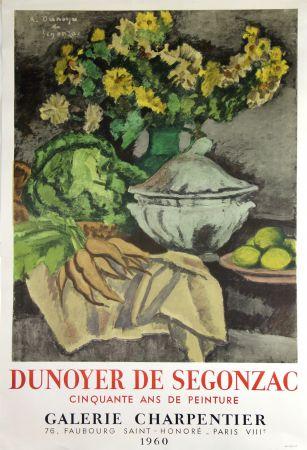 リトグラフ De Segonzac - Galerie Charpentier