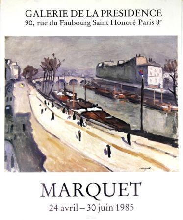 オフセット Marquet - Galerie de la Presidence