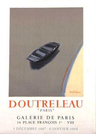 リトグラフ Doutreleau - Galerie de Paris