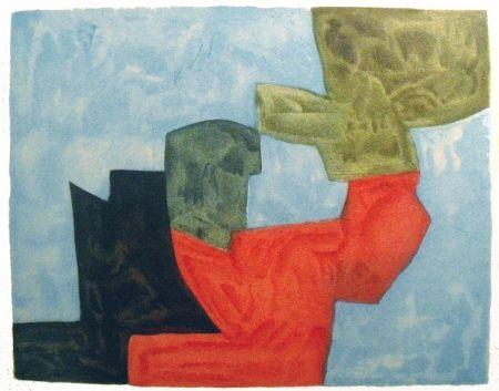 挿絵入り本 Poliakoff - Galerie der Spiegel
