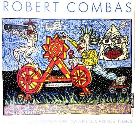 オフセット Combas - Galerie des Arenes Nimes