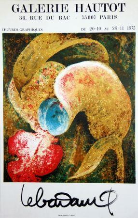 リトグラフ Lebadang - Galerie Hautot