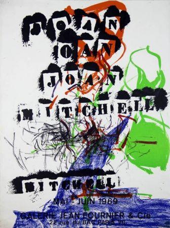 リトグラフ Mitchell - Galerie Jean Fournier