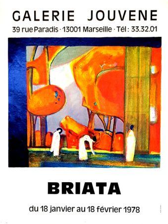 オフセット Briata - Galerie Jouvene
