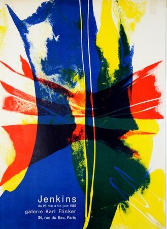 リトグラフ Jenkins - Galerie Karl Flinker