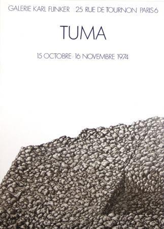 オフセット Tuma - Galerie Karl Flinker