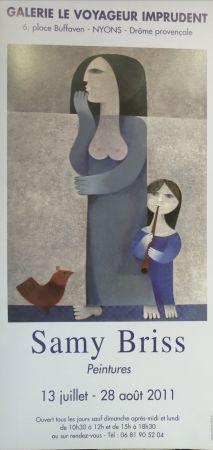 掲示 Briss - Galerie Le Voyageur imprudent