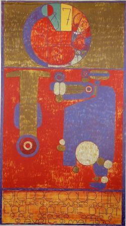 リトグラフ Courtin - Galerie L'Oeil