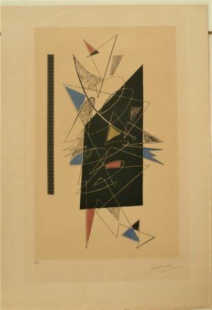 リトグラフ Severini - GALERIE LUCIE WEILL