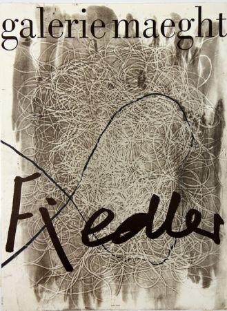 リトグラフ Fiedler - Galerie Maeght
